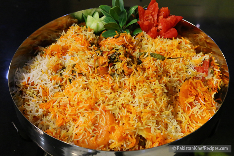 Teh Wali Biryani Recipe By Shireen Anwar Pakistani Chef Recipes