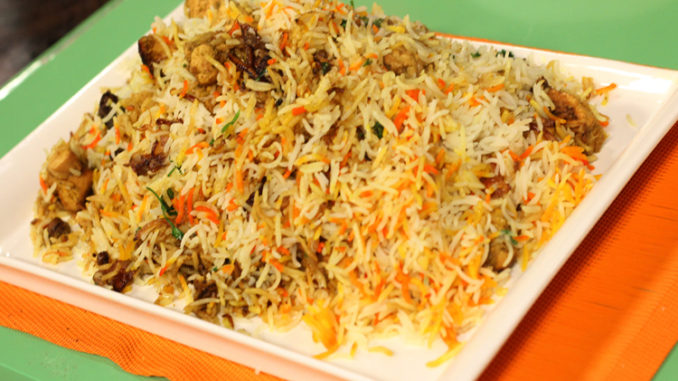 Chicken Reshmi Biryani Recipe By Chef Mehboob Khan Pakistani Chef