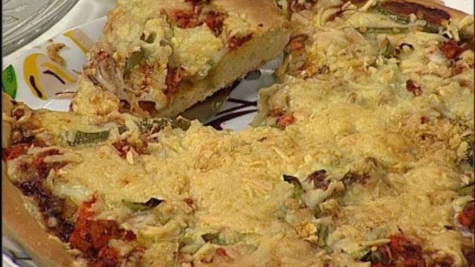 Jazz pizza recipe by zubaida tariq pakistani chef recipes jazz pizza recipe by zubaida tariq forumfinder Gallery