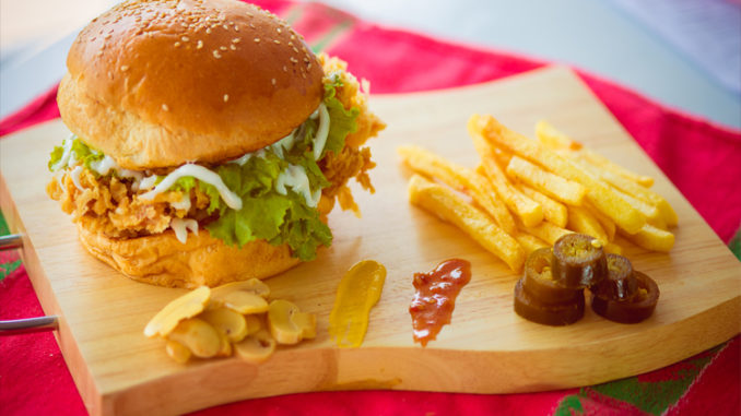 Zinger Burger Recipe By Shireen Anwar | Besto Blog