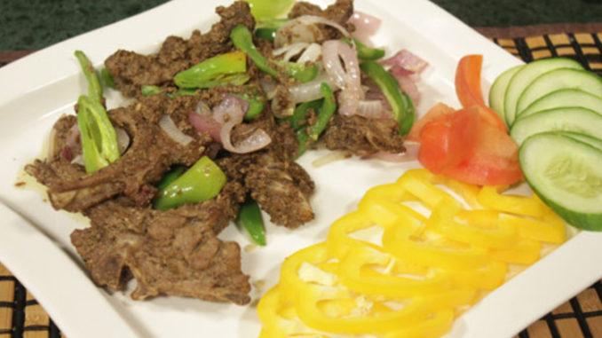 lamb chops recipe by chef zakir Fried Chops With Capsicum Recipe By Chef Zakir - Pakistani Chef