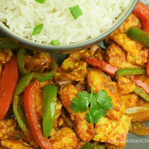 Jalfrezi Chicken Recipe By Shireen Anwar Pakistani Chef Recipes
