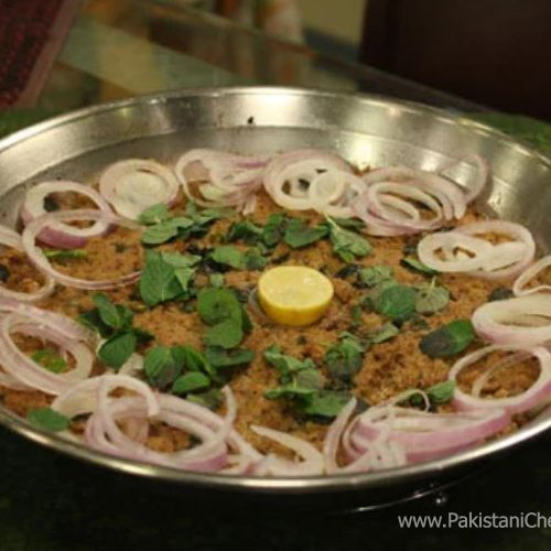 Lagan Ka Qeema Recipe By Zubaida Tariq Pakistani Chef Recipes
